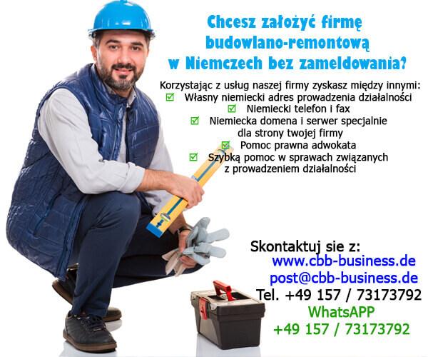 Jednoosobowa działalność gospodarcza