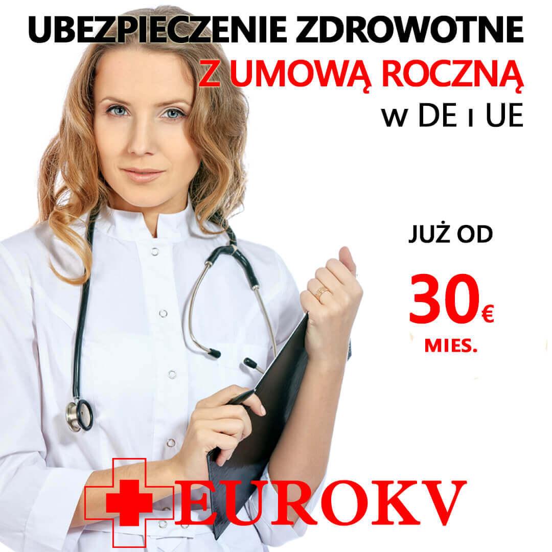 ubezpieczenie zdrowotne niemcy