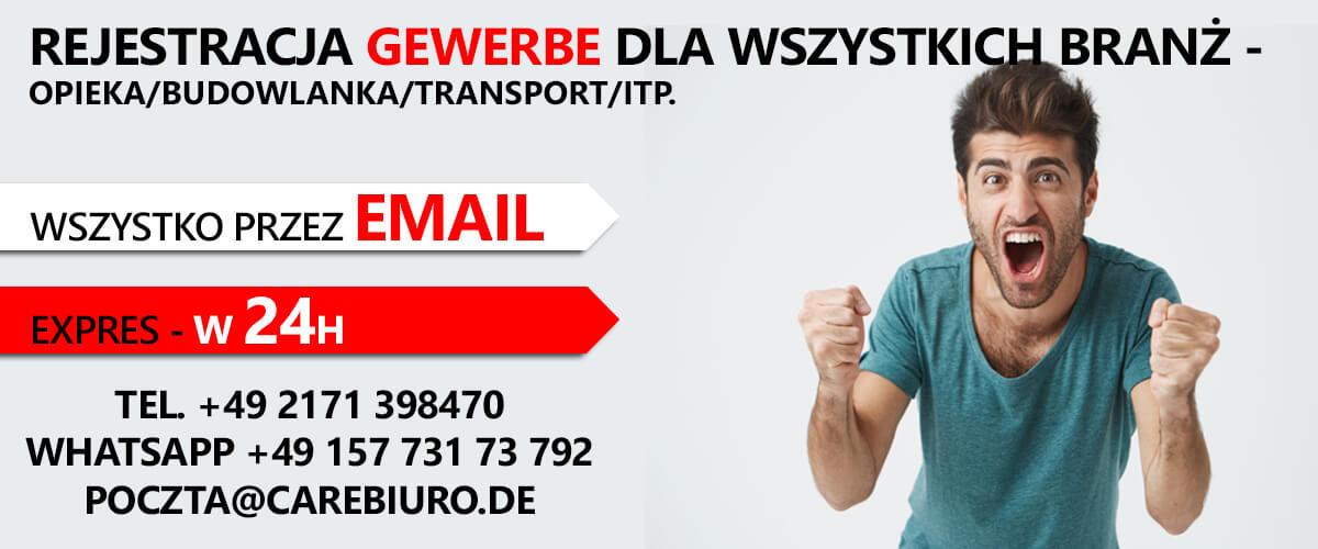 firma budowlana w Niemczech