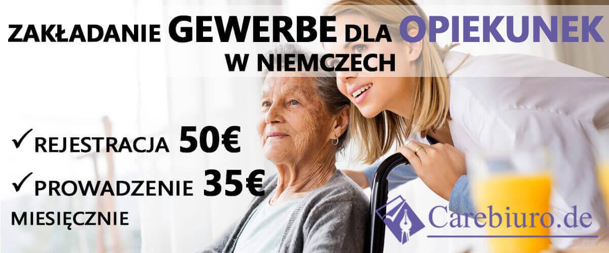 Gewerbe w Niemczech koszty
