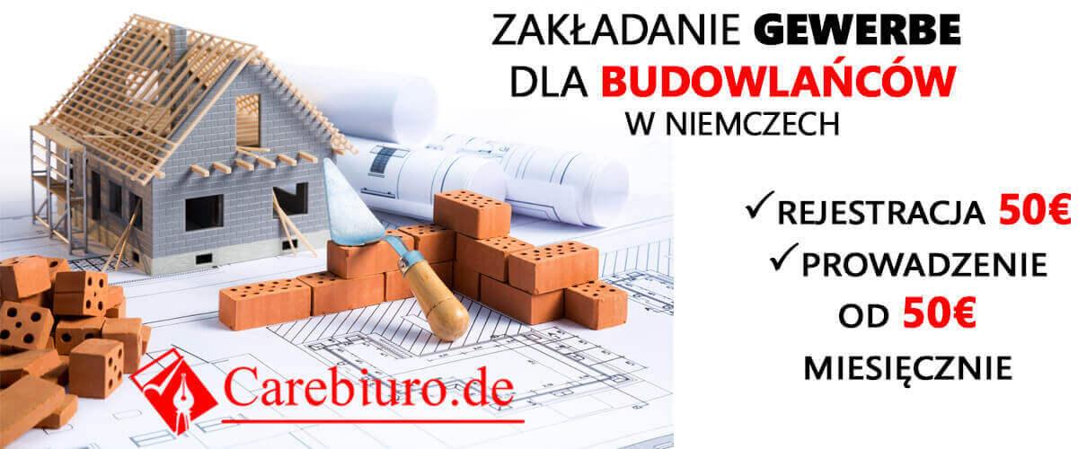 Gewerbe dla budowlanki