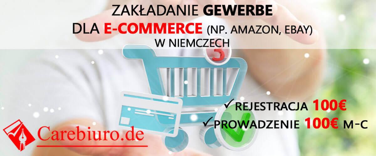 Założenie firmy w Niemczech