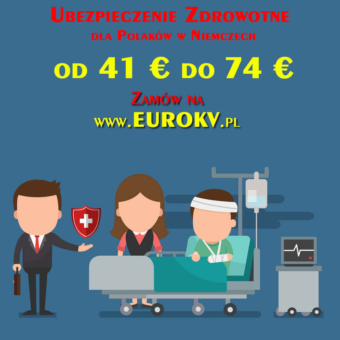ubezpieczenie w Niemczech